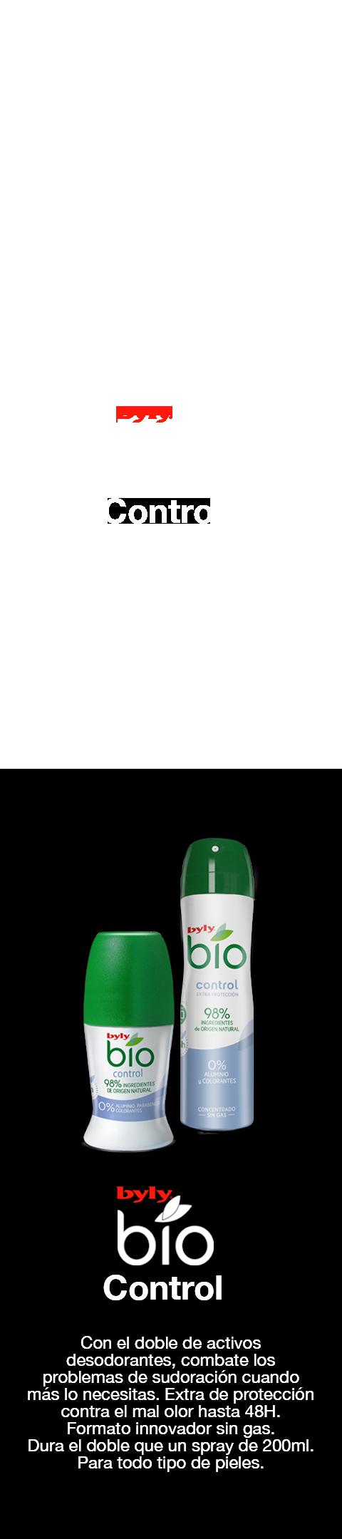 Desodorante bio natural